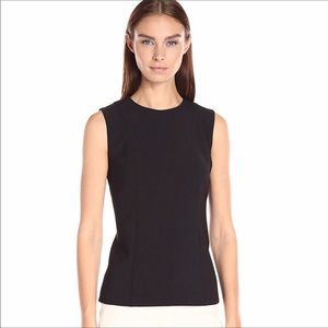 Theory Hadrienne Pioneer Shell Tank Top Blouse NWT